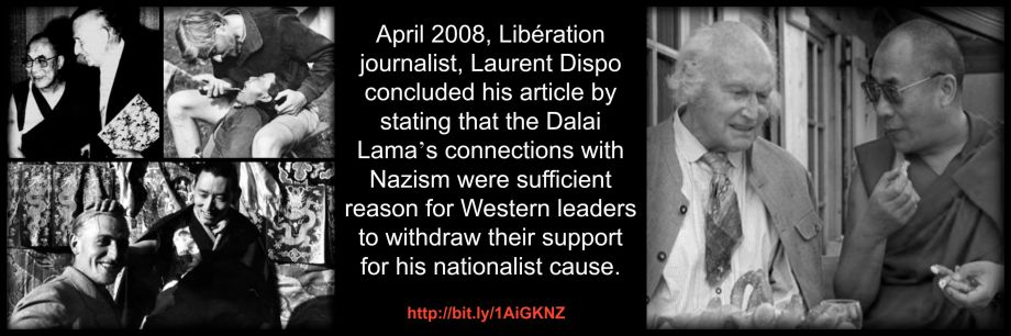 dalai lama nazism