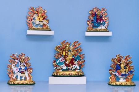 Dorje Shugden Five Lineages in KMC Florida, US