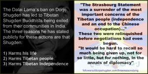 3 lies free tibet double