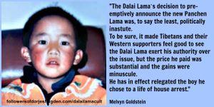 dl cult panchen lama